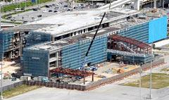 New Naha Airport International Terminal to open next February