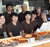 Cafe within OIST wins Food Action Nippon Award