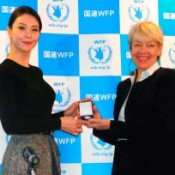 Kurara Chibana appointed the first National Ambassador to Japan for WFP