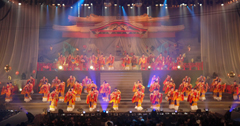 Okinawa traditional arts event attracts 11,000 people