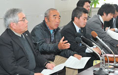 Over 120 plaintiffs join lawsuit for withdrawal of Henoko relocation approval