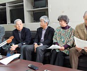 Scholars and journalists issue statement: Japan and the United States should abandon building a new US base in Henoko
