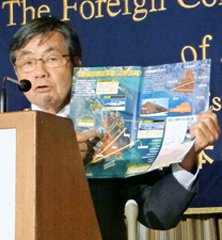 Nago Mayor to visit U.S. to voice opposition to Henoko relocation plan