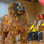Jitchaku Lion Dance Preservation Society celebrates its 40th anniversary