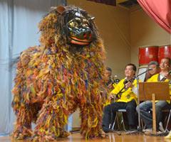 Jitchaku Lion Dance Preservation Society celebrates its 40th anniversary