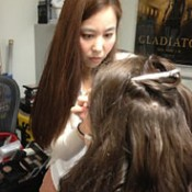 Okinawan makeup artist shows her talent at international competitions