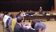 Conference urges Okinawans to reclaim the title of the Japan's longest-living people