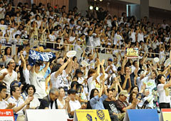 Ryukyu Golden Kings attracts 100,000 visitors a year for the first time in a professional basketball league in Japan