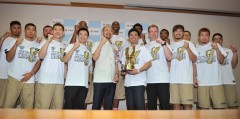 Ryukyu Golden Kings win the national championship for the third time