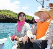 Gavan McCormack visits Henoko and Oura