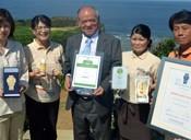 Salt company Nuchi-masu wins Monde Selection Grand Gold Medal for five consecutive years