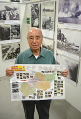 Okinawa International Peace Research Institute renews exhibition on the Battle of Okinawa