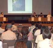 Symposium promoting friendly Japan-China relations through languages held in Okinawa
