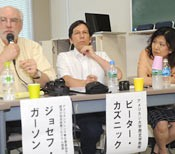Ten years since U.S. helicopter crashed into Okinawa International University: Students hold a symposium at university