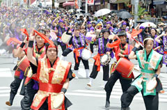 10,000 <em>Eisa</em> Dance Parade in Naha