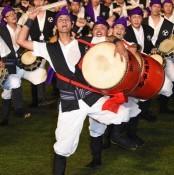The Okinawa Zento Eisa Festival enthrals spectators