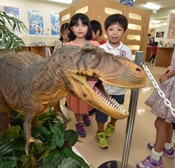 Worldwide figure company Kaiyodo holds an exhibit in Okinawa