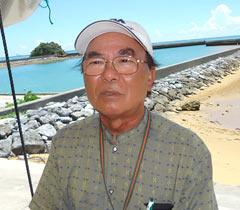 "Former Fishery Cooperative President: ""Don't reclaim Henoko"""