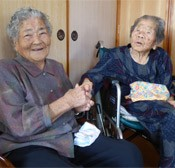Long-living sisters to celebrate <em>Kajimaya</em> for the third time next month