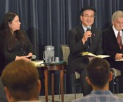 Event introducing Okinawan literature held at US Library of Congress
