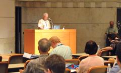 Symposium on endangered languages held to preserve the Ryukyuan languages
