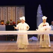 National Theater Okinawa introduce cultures from Miyako and Korea for its 10th anniversary