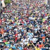 20,029 people complete the 30th Naha Marathon