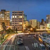 Naha ranks 6th among top 10 destinations on the rise in the world
