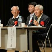 Former US soldiers of Okinawan descent; war destroys all