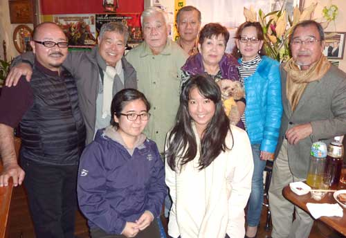 Okinawa Association of Bolivia holds New Year's party