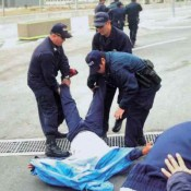 Henoko protesters detained by US military