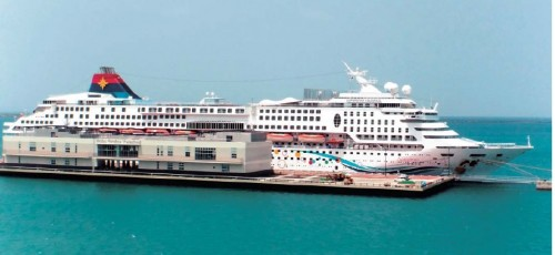 Immigration time to be reduced for passengers of Star Cruises