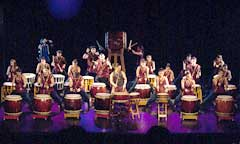 "Argentinian drumming group ""Mukaito Taiko"" marks its 20th anniversary"