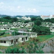 US military returns 51-hectare housing area at Camp Zukeran