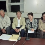 Nago citizens appeal to UN to stop new US base construction