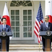 Abe and Obama reaffirm they will go ahead with the Henoko relocation