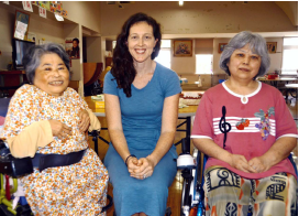 Disabled seniors pass level 4 English Language Proficiency test at their first attempt
