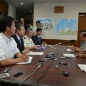 Ministry of Defense to deploy JGSDF's forces to Miyako-jima Island