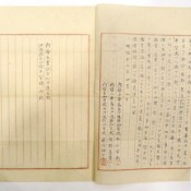 Two historical papers reveal divide and conquer strategies by Meiji Government after Ryukyu Kingdom annexation
