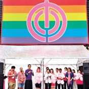 Naha city makes LGBT City Support Declaration