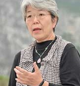 Etsuko Abe to raise awareness nationwide of soil issues related to Henoko landfill