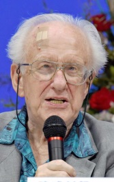 "Johan Galtung, 'the father of peace studies', says prime minister misused the term ""proactive peace"""