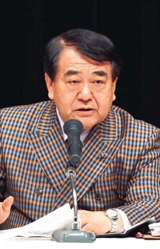 Terashima claims Okinawa as hub for harmonized Asia rather than military