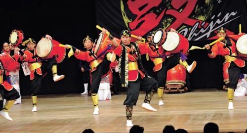 Team Wakat-da wins gold award at 2015 World Eisa Competition