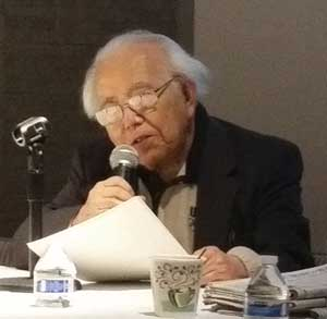 ACSILs holds forum on Ryukyu independence in New York