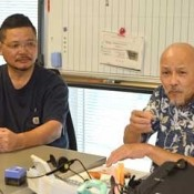 Okinawa Deaf Association asks prefectural government to enact ordinance on sign language
