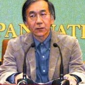 Takahashi wants Japanese media to report on movement for mainland to accept bases