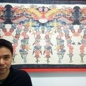 New York-based artist Yuken Teruya: Make Okinawan protest movement cultural heritage