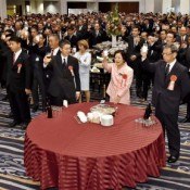 Economic organizations pledge to make Okinawa's economy play an active role in Asia