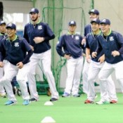 7 top professional baseball teams holding their spring training in Okinawa